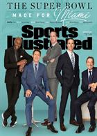 Sports Illustrated Magazine Issue FEB 20