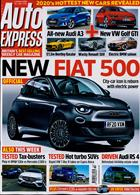 Auto Express Magazine Issue 04/03/2020