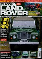 Classic Land Rover Magazine Issue APR 20