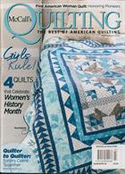 Mccalls Quilting Magazine Issue MAR-APR