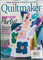 Quiltmaker Magazine Issue MAR-APR