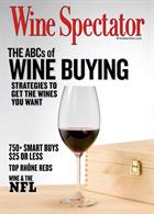 Wine Spectator Magazine Issue JAN-FEB