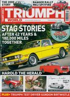 Triumph World - Ceased Magazine Issue FEB-MAR