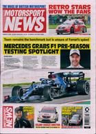 Motorsport News Magazine Issue 04/03/2020