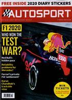 Autosport Magazine Issue 05/03/2020