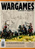 Wargames Soldiers Strat Magazine Issue NO 107