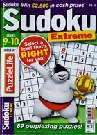 Puzzlelife Sudoku L9&10 Magazine Issue NO 47