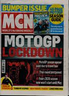 Motorcycle News Magazine Issue 04/03/2020