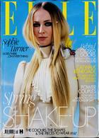 Elle Magazine Issue APR 20