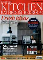 Essential Kitchen Bath & Bed Magazine Issue APR 20