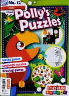 Puzzlelife Junior Silver Magazine Issue POLLY PZ12
