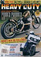 Heavy Duty Magazine Issue NO 167