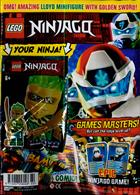Lego Ninjago Magazine Issue NO 60