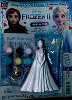 Frozen Magazine Issue NO 90