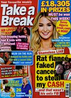 Take A Break Magazine Issue NO 11