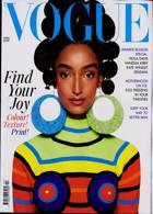 Vogue Magazine Issue APR 20