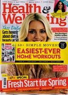 Health And Wellbeing Magazine Issue APR 20
