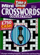 Tab Mini Crossword Coll Magazine Issue NO 113