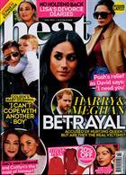 Heat Magazine Issue 07/03/2020