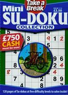 Tab Mini Sudoku Collection Magazine Issue NO 113