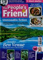 Peoples Friend Magazine Issue 07/03/2020