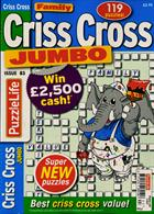 Family Criss Cross Jumbo Magazine Issue NO 83