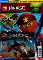 Lego Giant Series Magazine Issue LGG4 LEGAC