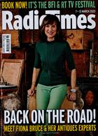 Radio Times London Edition Magazine Issue 07/03/2020