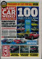 Classic Car Weekly Magazine Issue 04/03/2020