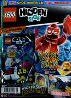 Lego Hidden Side Magazine Issue NO 6