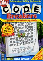 Take A Break Codebreakers Magazine Issue NO 3