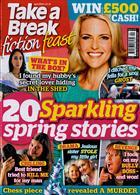 Take A Break Fiction Feast Magazine Issue APR 20