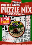 Tab Mini Puzzle Mix Coll Magazine Issue NO 113