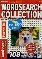 Lucky Seven Wordsearch Magazine Issue NO 247