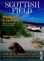Scottish Field Magazine Issue MAY 20