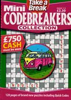 Tab Mini Codebreakers Coll Magazine Issue NO 113