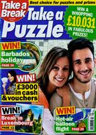 Take A Break Take A Puzzle Magazine Issue NO 3