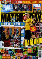 Match Of The Day  Magazine Issue NO 593