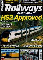 Railways Illustrated Magazine Issue APR 20