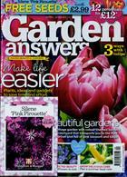 Garden Answers Magazine Issue APR 20