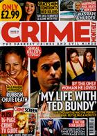 Crime Monthly Magazine Issue NO 12