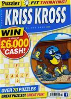 Puzzler Kriss Kross Magazine Issue NO 232