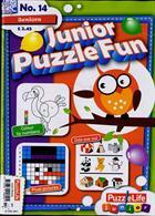 Puzzlelife Junior Bronze Magazine Issue JNR PZ F14