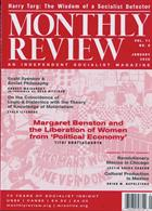 Monthly Review Magazine Issue 01