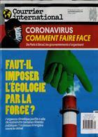 Courrier International Magazine Issue NO 1531