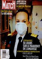 Paris Match Magazine Issue NO 3696