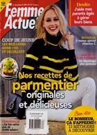 Femme Actuelle Magazine Issue NO 1850