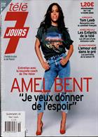 Tele 7 Jours Magazine Issue NO 3119