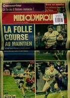 Midi Olympique Magazine Issue NO 5536