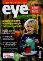 Early Years Educator Magazine Issue APR 20